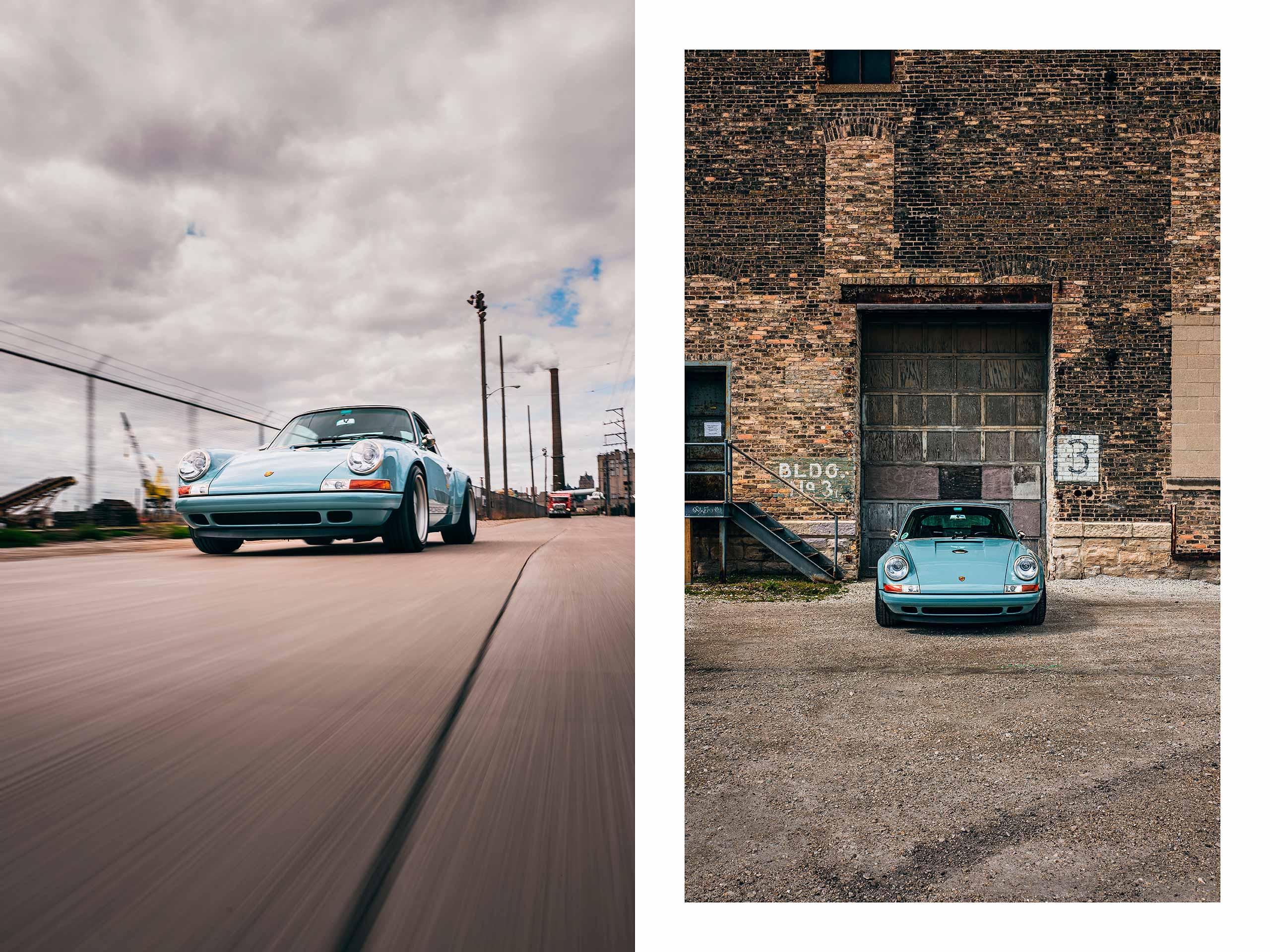 - Singer Vehicle Design Milwaukee Commission